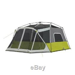 10 Person Instant Cabin Tent with Screen Room 14' x 10