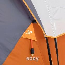 11 Person Instant Extended Dome Tent Outdoor Camping Private Room Family Shelter