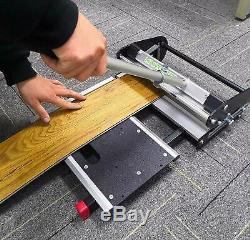 13 Heavy Duty Vinyl Floor Cutter For WPC LVT VCT Rigid Core Vinyl Plank LC-330