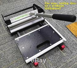 13 Heavy Duty Vinyl Floor Cutter LC-330 For WPC LVT VCT Rigid Core Vinyl Plank