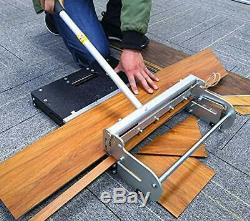 13 Pro Vinyl floor cutter for VCT, LVT, PVC, LVP, WPC, Rigid Core Vinyl Plank
