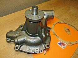 1956 To 1964 Ford Truck 272 292 V8 B F C Rebuilt Water Pump 3/4 Pilot Ecw-8505a