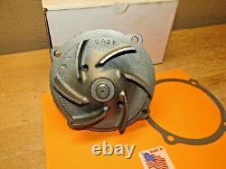 1960 To 1978 Gmc Chevy Truck 305 351 379 401 478 V6 Modern Reblt Water Pump 1436