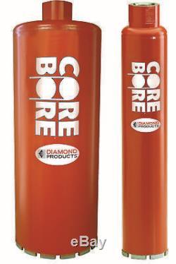 2 Heavy Duty Orange Wet Coring Core Bore Bit