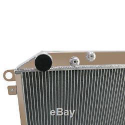 3Core Radiator For Lexus 1998-07 LX470 4.7L V8 Petrol UZJ100R HDJ100R Heavy-Duty