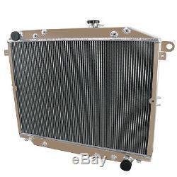3Core Radiator For Lexus LX470 4.7L V8 Petrol UZJ100R/HDJ100R Heavy-Duty 1998-07