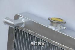 42mm Aluminium Race Radiator Ford Escort Mk2 Rs2000 2.0 Rs 1.6 Heavy Duty Core