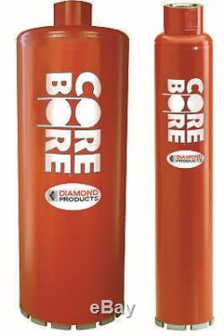 5 Heavy Duty Orange Wet Coring Core Bore Bit