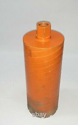 6 Core Bit Made In USA Core Bore Prb Heavy Duty Orange Wet Core Drill