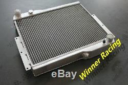 70mm Core Fit Mg Mgb Gt V8 1973-1976 Heavy-duty Alloy Radiator
