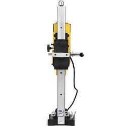 8 Diamond Core Drill Machine for Concrete Vertical Stand Press Drilling 3980W