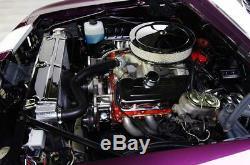 A/C Heavy Duty, 1967 1968 1969 Firebird, Trans Am 4 Row Core WR Radiator