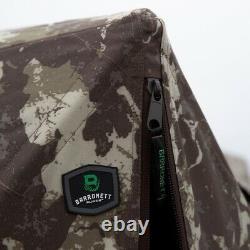 Bmhd300cc Barronett Blinds Big Mike Heavy Duty Crater Core Camo Ground Blind