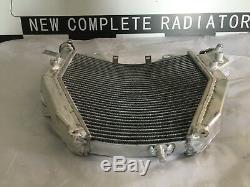 Bmw K1600 Gt K1600 Gtl 10-16 Performance Racing Radiator, Heavy Duty 26mm Core