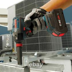 Bosch IDH182-B24 18-Volt 1/4-Inch 1/2-Inch Impact Driver Kit with Core Batteries