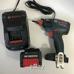 Bosch Lithium-Ion Core 18V Heavy Duty 6.3Ah Impact Driver Kit With Fast Charger
