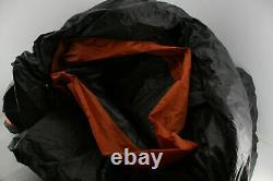 CORE 11 Person Family Cabin Tent w Screen Room Orange W Gear Loft Hook Pockets