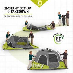 CORE 6-person Instant Cabin Tent Free Shipping