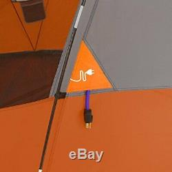 CORE 9 Person Extended Dome Tent 16' x 9