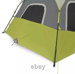 CORE 9 Person Instant Cabin Tent 14' x 9' Open Boxed New