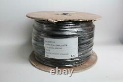 CPC CB15513 Black Heavy Duty 1.0mm H07RN-F 3 Core EPR/PCP Flex Cable 100m NEW