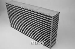 CSF High Performance Heavy Duty Bar and Plate Intercooler Core Aluminum 8048