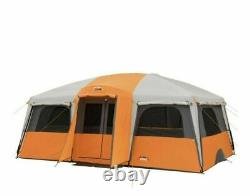 Camp Valley Core 12 Person/Man Straight Wall Cabin Tent