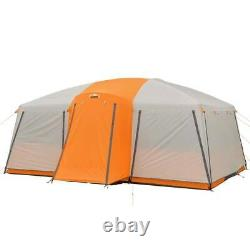 Camp Valley Core 12 Person Tent Cabin Included Room Outer Fabric Inner Large