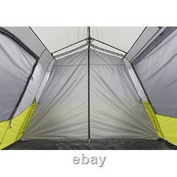 Core 9 Person Instant Cabin Tent 14' x 9', Green 40008