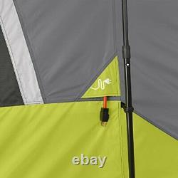 Core 9 Person Instant Cabin Tent 14' x 9', Green (40008)