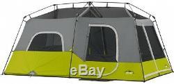 Core Equipment 14' X 9' Instant Cabin Tent, Sleeps 9