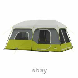 Core40008 9 Person Instant Cabin Tent 14' X 9' Tents Canopies Camping Hiking Out