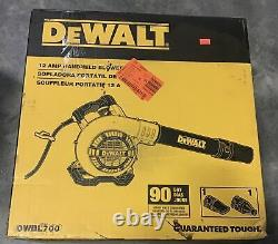 DEWALT DWBL700 Elec Blower 12 Amp