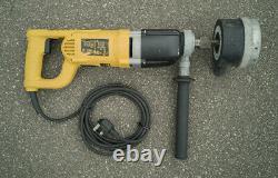 DeWALT D21580, 2 Speed Heavy Duty Diamond Core Drill, 240V