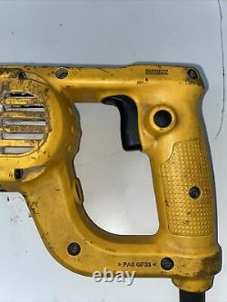 DeWalt D21580 GB Heavy Duty Core Drill with Case (230v) 2 Settings