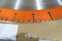 Diamond Product Core Cut 20 Wet Dry Hard Concrete Asphalt Heavy Duty Saw Blade