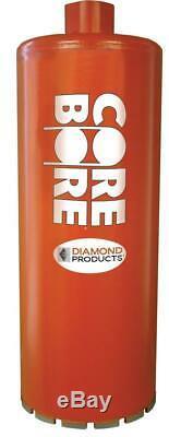 Diamond Products-00009 5in. Heavy Duty Orange Wet Core Bit