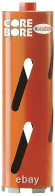 Diamond Products-04751 4-1/2 In. Heavy Duty Orange (H) Dry Coring Bit
