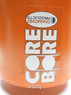 Diamond Products 05196, 9 Heavy Duty Orange Core Bore Bit BH9000