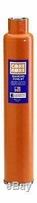 Diamond Products Core Bore 4959 2-1/4-Inch Heavy Duty Orange Wet Core Bit