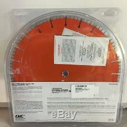 Diamond Products Core Cut Diamond Product 63332 super Heavy Duty Silver Segment^