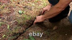 Electric Dog Fence Wire 14 Gauge 500 Ft Heavy Duty Pure Solid Copper Core Dog