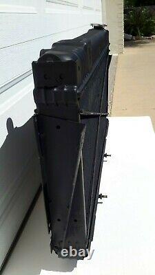 Ford Truck Diesel or Gas Heavy Duty 4 row core brass Napa part 207FSU