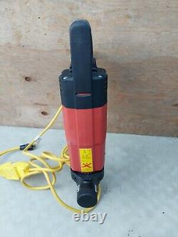 HILTI DD-130 Diamond Core Drill Rig 3 Speed Heavy Duty Drill