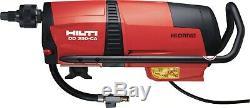 HILTI DD 350 Core Drill NEW Open Box- Heavy-duty diamond drilling system