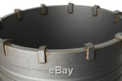 HM heavy duty hollow core drill bit Ø 112mm