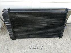 Heavy Duty 1970-1981 Chevy Camaro / Pontiac Trans Am 4 Row / Core Radiator -nice
