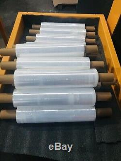 Heavy Duty Clear Pallet/Shrink Wrap Hand Roll Stretch Film Extended Core