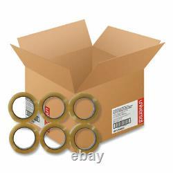 Heavy-duty Box Sealing Tape, 3 Core, 1.88 X 54.6 Yds, Clear, 36/box