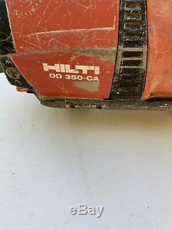 Hilti Dd350-ca Heavy Duty Diamond Core Drill 110v